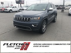 2019 Jeep Grand Cherokee LIMITED 4X2 Sport Utility 1C4RJEBG3KC673555