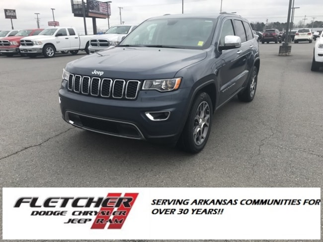 New 2019 Jeep Grand Cherokee LIMITED 4X2 Sport Utility 1C4RJEBG3KC673555 For Sale in sherwood AR