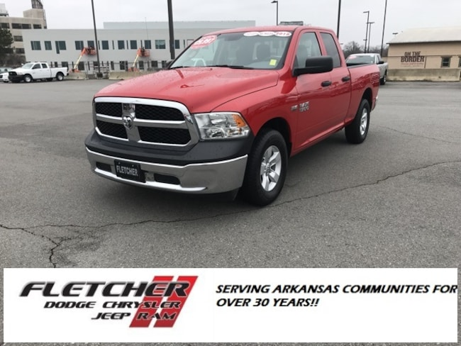 Pre-Owned 2018 Ram 1500 Tradesman Truck 1C6RR6FT3JS330651 For Sale in sherwood AR