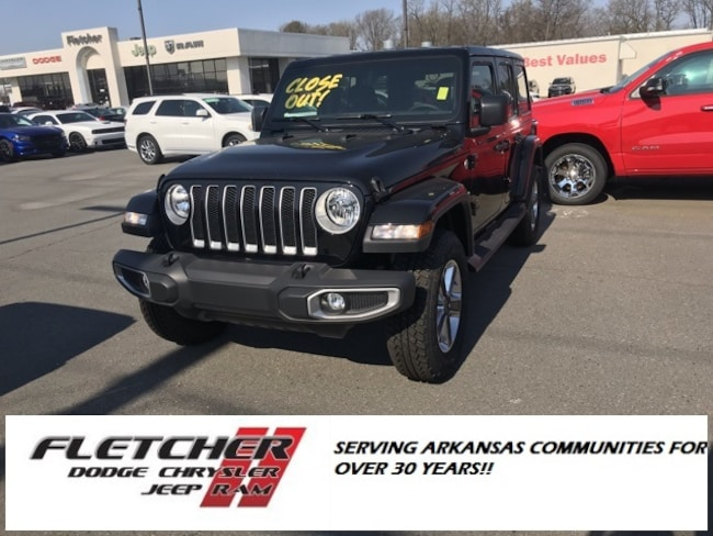 New 2018 Jeep Wrangler UNLIMITED SAHARA 4X4 Sport Utility 1C4HJXEN0JW315232 For Sale in sherwood AR