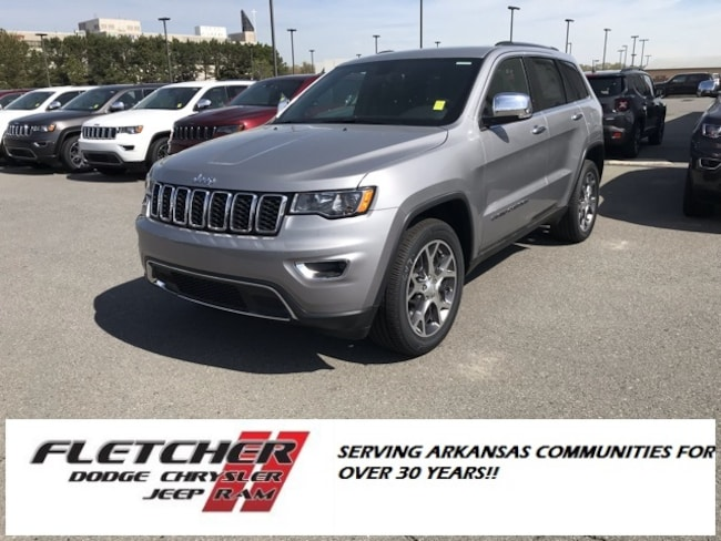 New 2019 Jeep Grand Cherokee LIMITED 4X2 Sport Utility 1C4RJEBG0KC673559 For Sale in sherwood AR