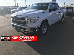 2019 Ram All-New 1500 TRADESMAN QUAD CAB 4X2 6'4 BOX Quad Cab 1C6RRECT4KN604776