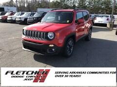 2018 Jeep Renegade LATITUDE 4X2 Sport Utility ZACCJABB5JPJ58969
