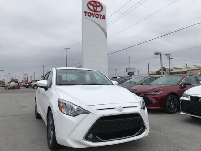 New 2019 Toyota Yaris Sedan LE Sedan Joplin