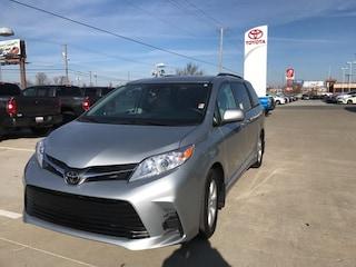 New 2019 Toyota Sienna LE Van for sale Philadelphia