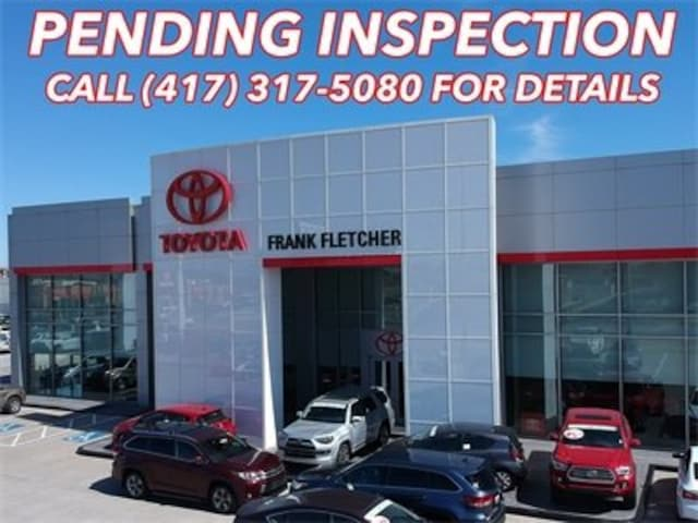 Buy A Used Gmc Vehicle At Frank Fletcher Toyota A Used Gmc Vehicle Dealer In Joplin Mo