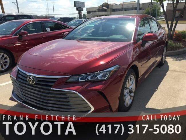 New 2019 Toyota Avalon XLE Sedan Joplin
