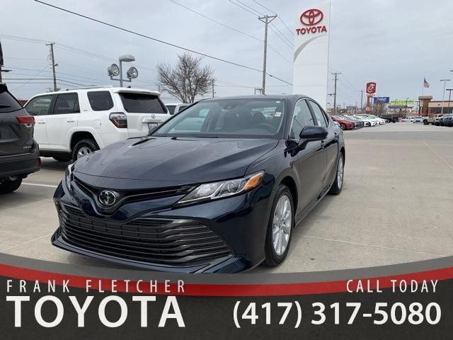 Fletcher Toyota Joplin Mo >> New 2019 Toyota Camry For Sale At Frank Fletcher Toyota Vin 4t1b11hk6ku234457