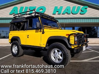 1995 Land Rover Defender 90 Soft Top NAS SUV