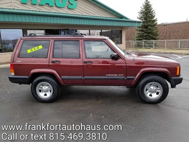 2000 Jeep Cherokee Sport/Classic SUV