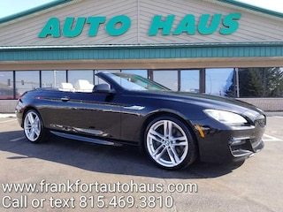 2014 BMW 650i M Sport Convertible