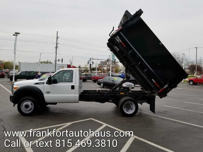 2013 Ford F-450 Chassis Truck Regular Cab