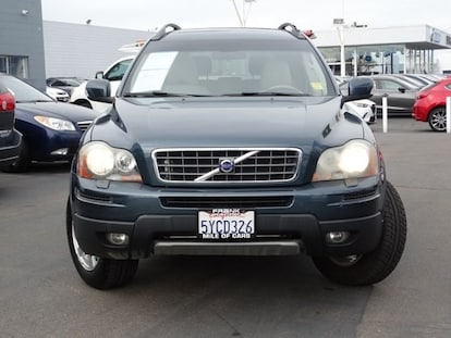 Used 2007 Volvo Xc90 For Sale At Frank Hyundai Vin