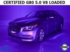 2017 Genesis G80 5.0 Sedan