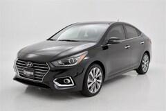 2018 Hyundai Accent Limited Sedan
