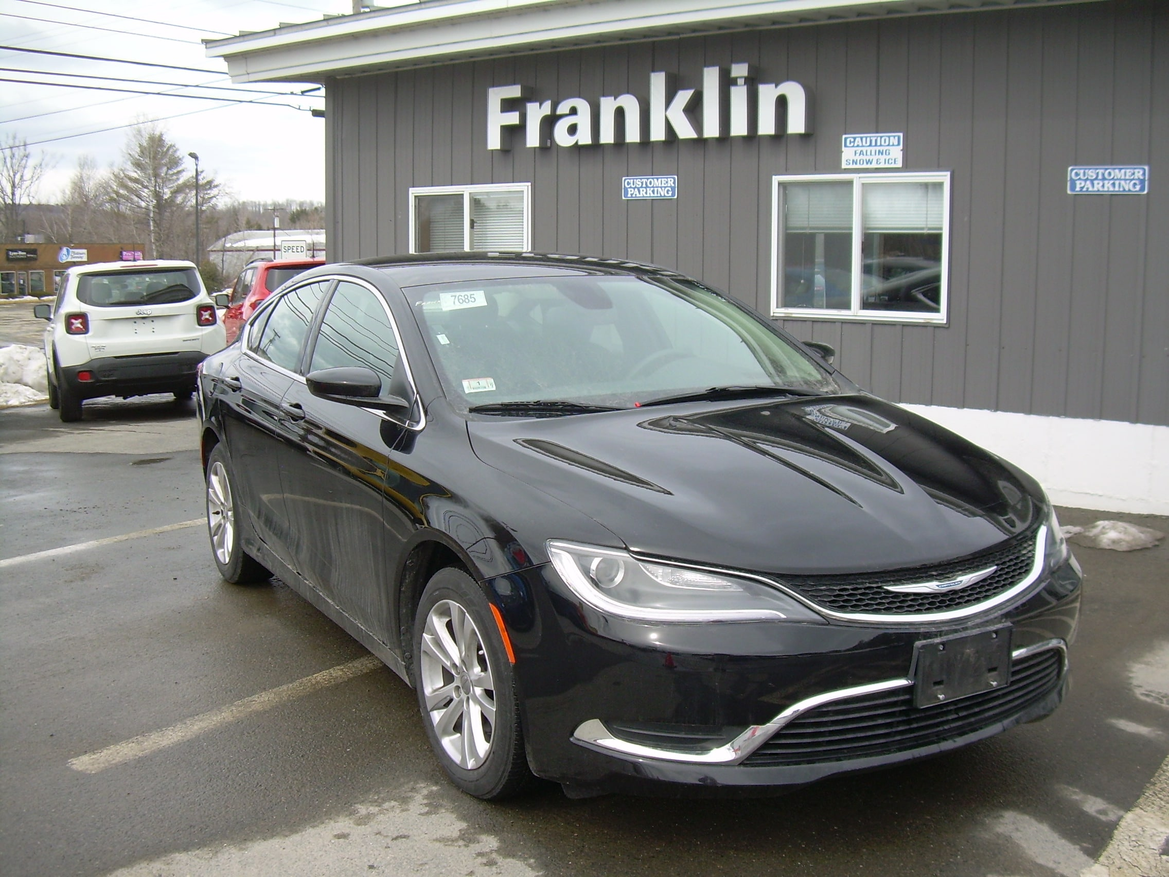 Chrysler 200: Conventional Automatic Transmission (4-Speed, And 6-Speed 62Te)
