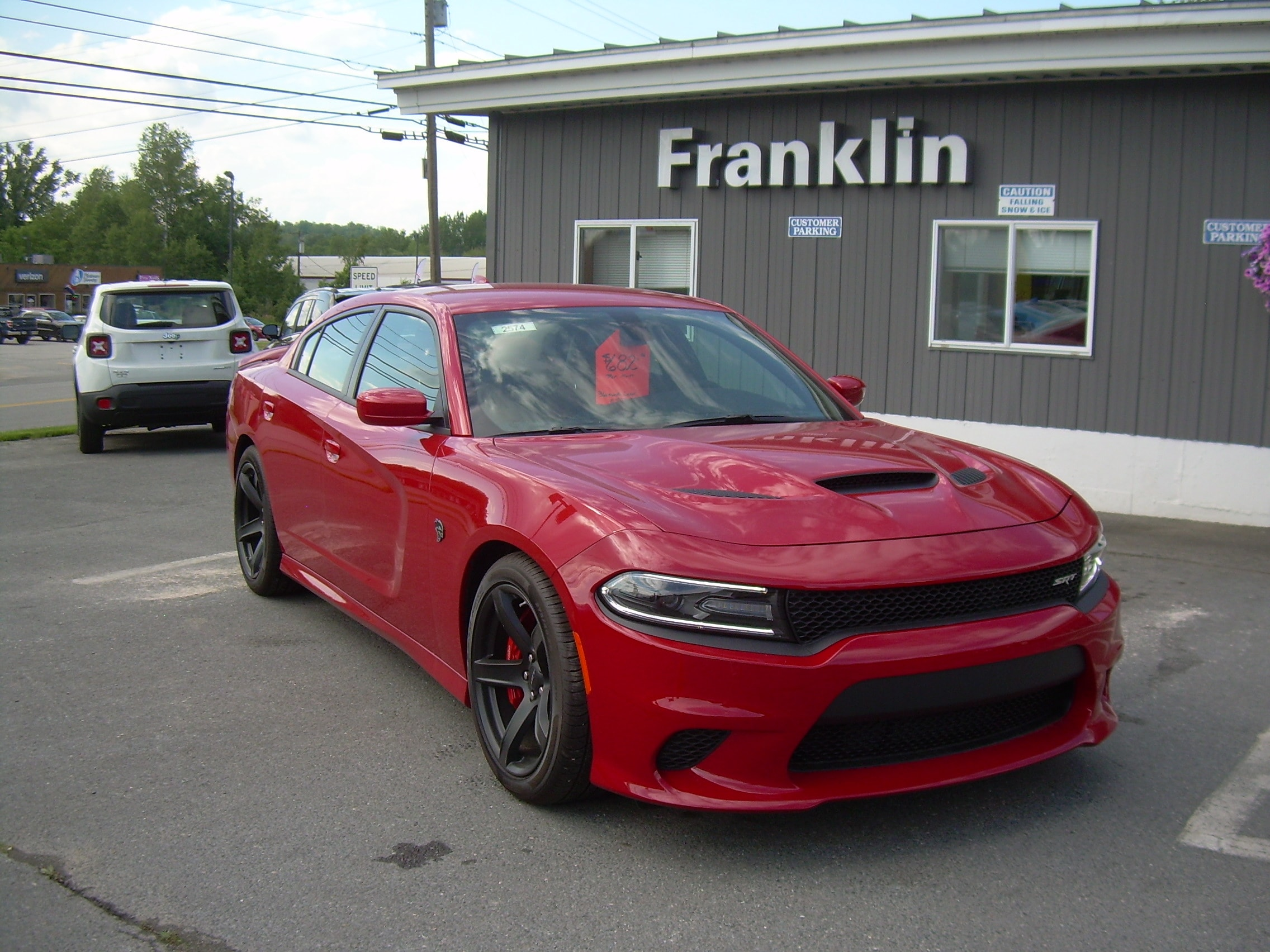 FRANKLIN CHRYSLER | Vehicles for sale in Farmington, ME 04938