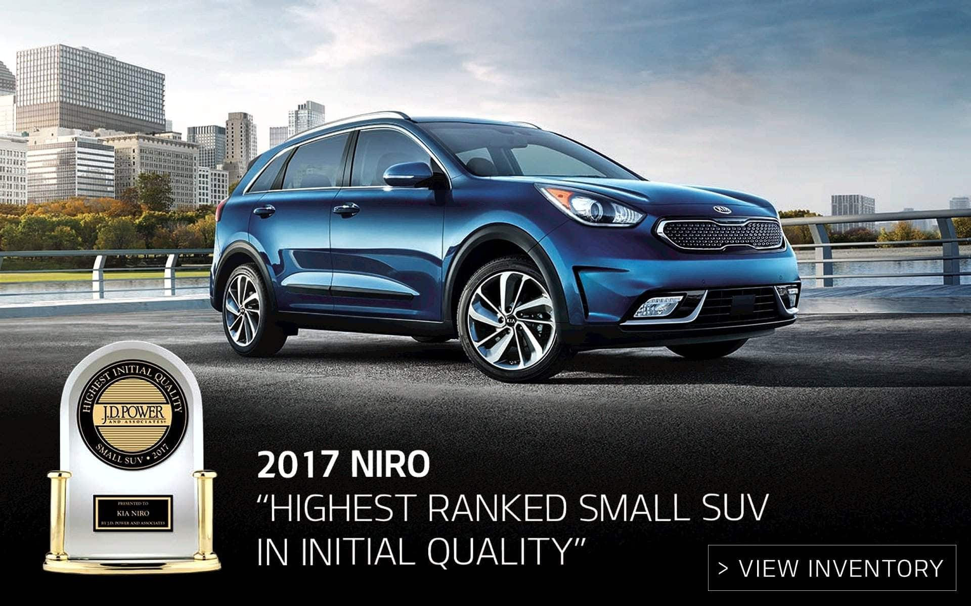 2017 Kia Niro JD Power Award Near Murfreesboro TN