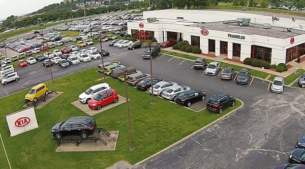 Kia Dealer Near Spring Hill Tennessee