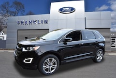 Certified Used 2017 Ford Edge Titanium SUV in Franklin, MA