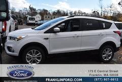 New 2019 Ford Escape SEL Sport Utility in Franklin, MA