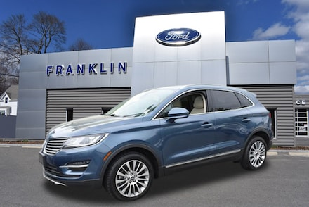Used 2018 Lincoln MKC Reserve Sport Utility in Franklin, MA