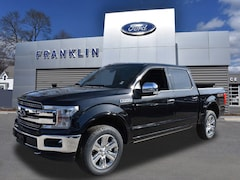 2020 Ford F-150 Lariat Crew Cab Pickup in Franklin, MA