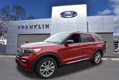 2021 Ford Explorer Limited Sport Utility in Franklin, MA