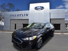 New 2020 Ford Fusion S Car in Franklin, MA