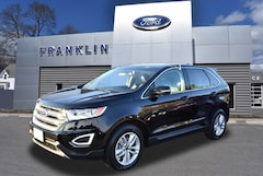 Certified Used 2017 Ford Edge SEL SUV in Franklin, MA
