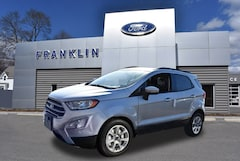 New 2019 Ford EcoSport SE Sport Utility in Franklin, MA