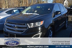 Used 2017 Ford Edge Titanium Sport Utility in Franklin, MA