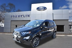 2019 Ford EcoSport SES Sport Utility in Franklin, MA