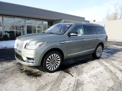 New 2019 Lincoln Navigator Reserve SUV in Toledo, Ohio