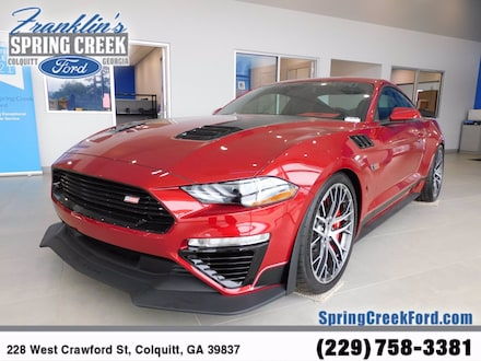 2020 Ford Mustang GT Premium Jack Roush #23 Coupe