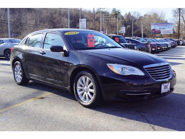 2014 Chrysler 200 Touring Sedan For Sale in Sussex, NJ