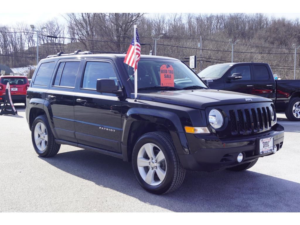 2016 Jeep Patriot Latitude SUV Sussex, NJ