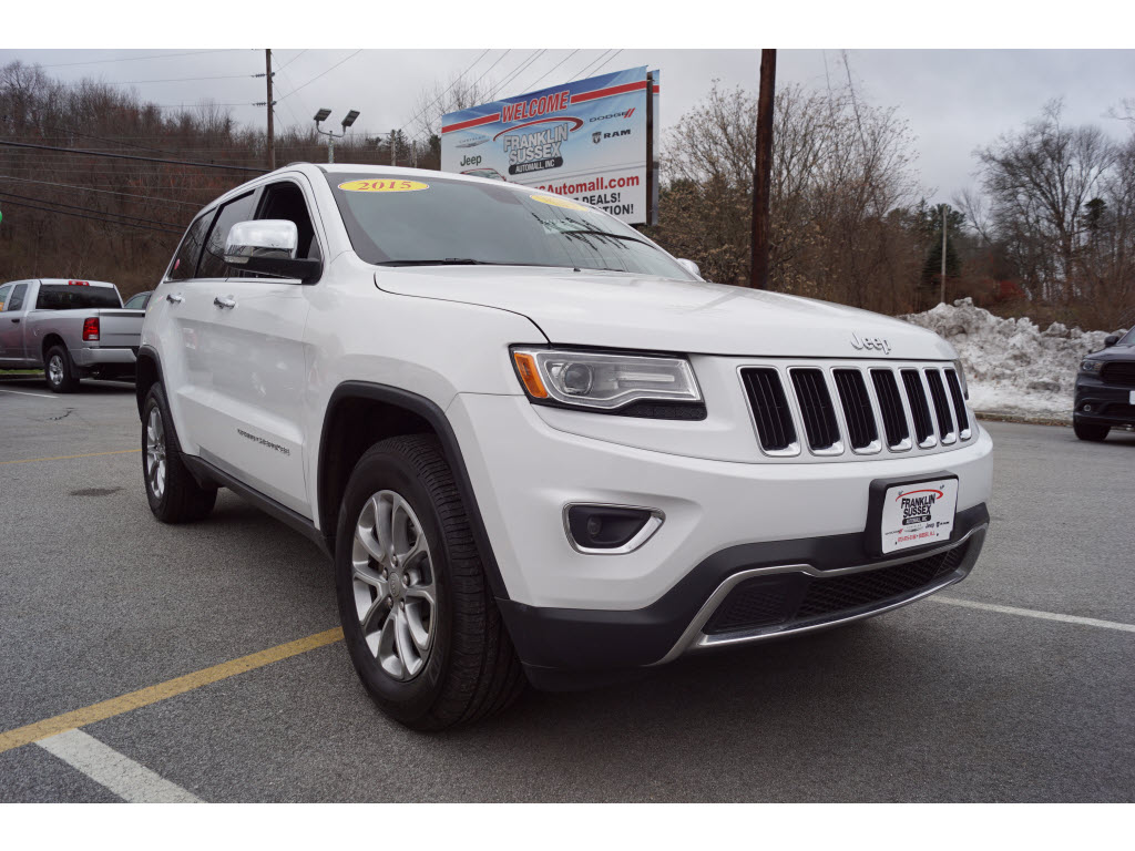 2015 Jeep Grand Cherokee Limited SUV Sussex, NJ