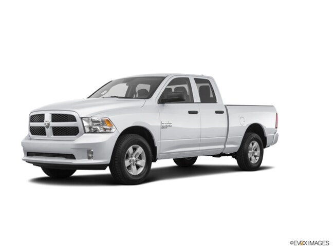 2019 Ram 1500 CLASSIC EXPRESS QUAD CAB 4X4 6'4 BOX Quad Cab For Sale in Sussex, NJ