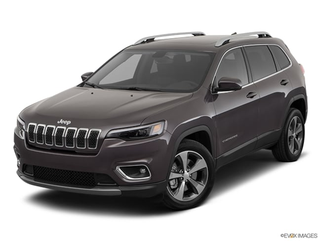 2019 Jeep Cherokee LIMITED 4X4 Sport Utility For Sale in Sussex, NJ