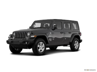 2018 Jeep Wrangler UNLIMITED SPORT S 4X4 Sport Utility For Sale in Sussex, NJ