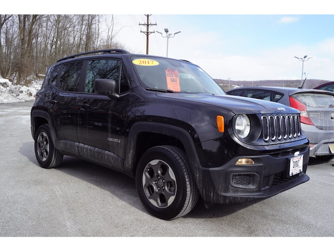 2017 Jeep Renegade Sport SUV For Sale in Sussex, NJ