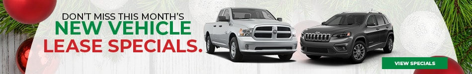 New Vehicle Specials at Franklin Sussex Auto Mall