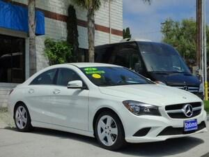 2016 Mercedes-Benz CLA CLA250