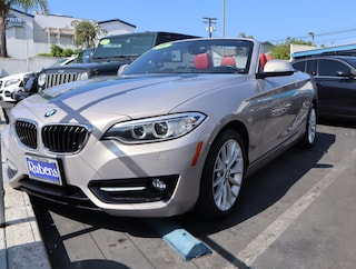 2016 BMW 2 Series 228i RWD Convertible