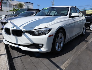 2014 BMW 3 Series 328i RWD Sulev Sedan