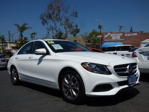 2016 Mercedes-Benz C-Class C 300 Luxury RWD