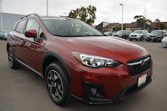 Certified Pre-Owned Vehicles for sale 2018 Subaru Crosstrek 2.0i Premium with SUV JF2GTADC7JH292914 in San Diego, CA