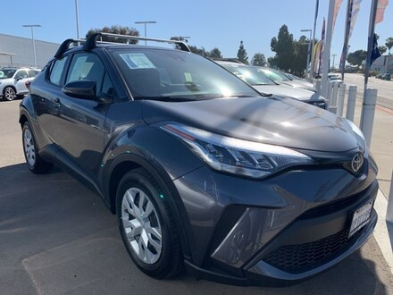 Featured Used 2020 Toyota C-HR LE SUV for Sale near San Diego, CA