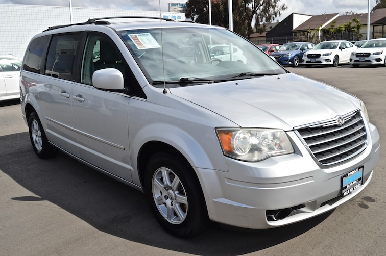 Used 2010 Chrysler Town & Country Touring Van near San Diego